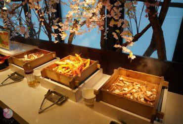 【螃蟹美食】北海道三大蟹吃到飽The Sakura Buffet