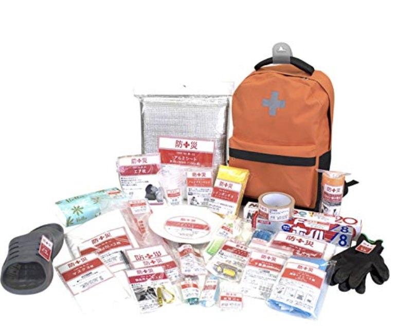 那些在日本網上賣到缺貨的地震防災商品&防災準備