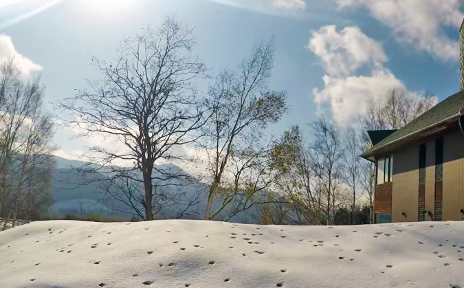 北海道道央、道北16日開始頂峰山區降雪!