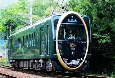 京都比叡山.復古觀光列車【HIEI】榮獲優秀設計獎