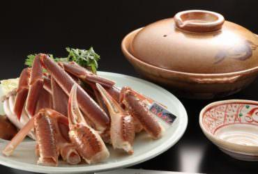 鳥取美食【螃蟹吉(かに吉)】首間米其林2星螃蟹料理專門店