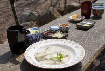 【那須秘境美食】森林裡的蕎麥麵「蕎麥處KONASU(蕎麦処こなす)」