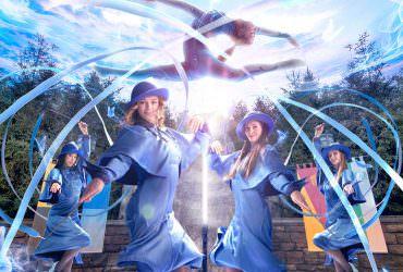 哈利波特魔法世界5週年【環球影城】大魔法祭典開幕!