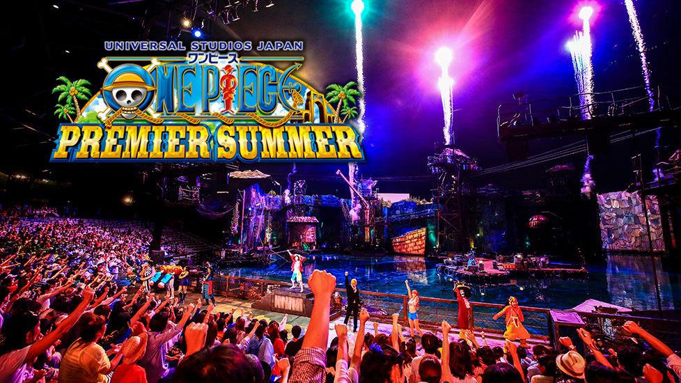 環球影城2019海賊王Premier Summer夏季盛宴再臨!