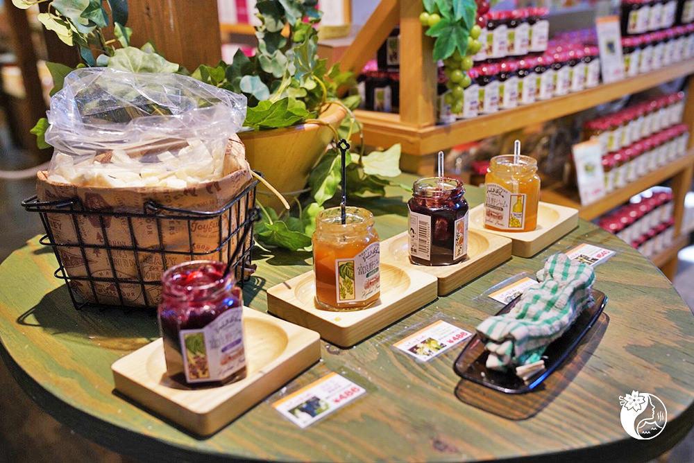 38種天然果醬任你試吃【富良野ジャム園】不加水不著色富良野果醬工房