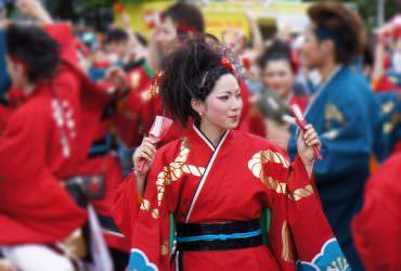 【祭典活動】第21回YOSAKOIソーラン祭り
