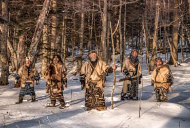 北海道愛奴族(アイヌ)傳統舞蹈表演|古舞×現代舞×數位藝術【最後的神靈(LOST KAMUY)】