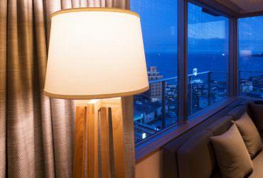 【函館住宿】近JR函館海灣夜景,不迴流天然溫泉パコ函館別亭大森之湯(Hotel Paco Hakodate)