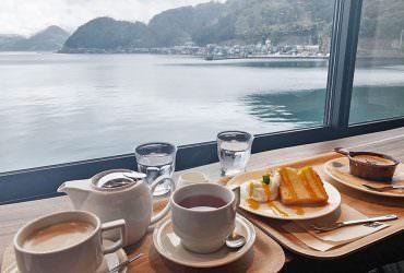 【京都景點】落在京都威尼斯《舟屋日和》一覽伊根海灣美景的咖啡廳