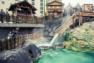 為溫泉立法的國家!來聊聊日本溫泉旅館文化吧