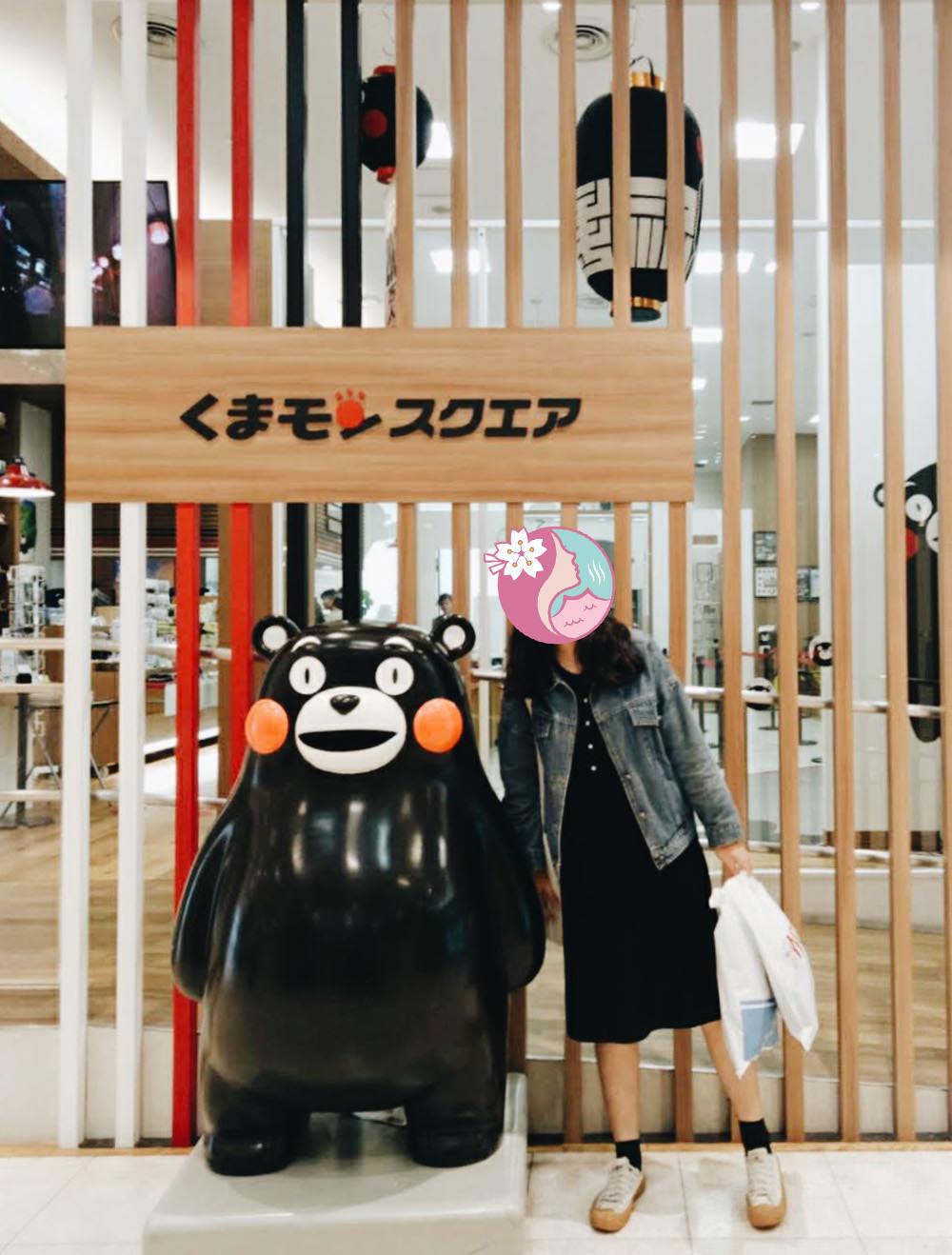 全日本最會賺錢的吉祥物!《熊本熊辦公室》我來啦!
