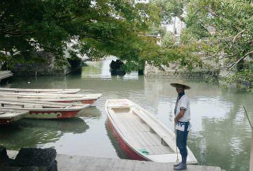【九州景點】搭乘遊船一覽古色水鄉《柳川》體驗引人入勝的道地日本味!