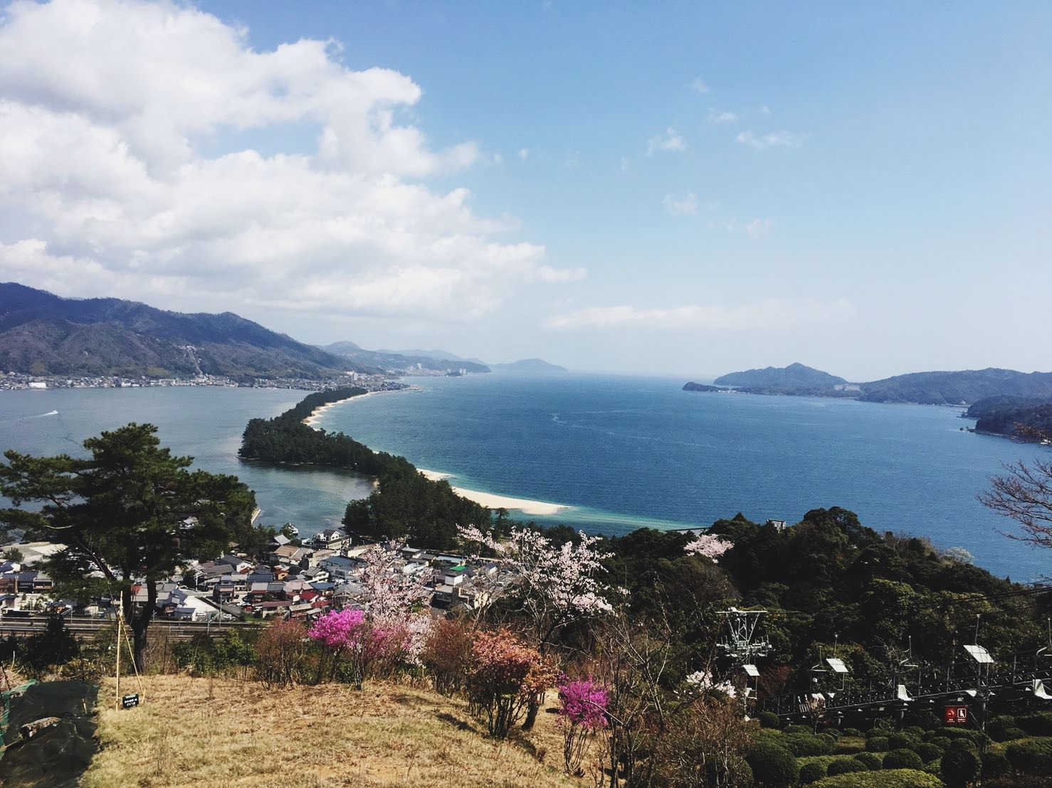日本三景之一《天橋立》,一起看看何謂飛龍在天,海之京都中的人氣推薦景點!