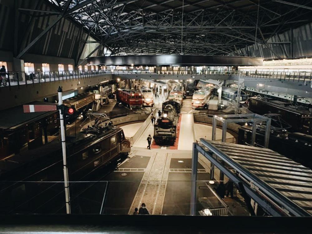 距東京只需1小時!琦玉大宮鐵道博物館,大人小孩、鐵道迷都愛不釋手的關東親子景點