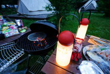 夏季北海道懶人露營森林烤肉!中札内農村休暇村フェーリエンドルフ