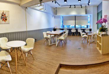 高雄左營黑沃咖啡高雄巨蛋店【咖啡廳包場、活動場地租借包場、會議包場】